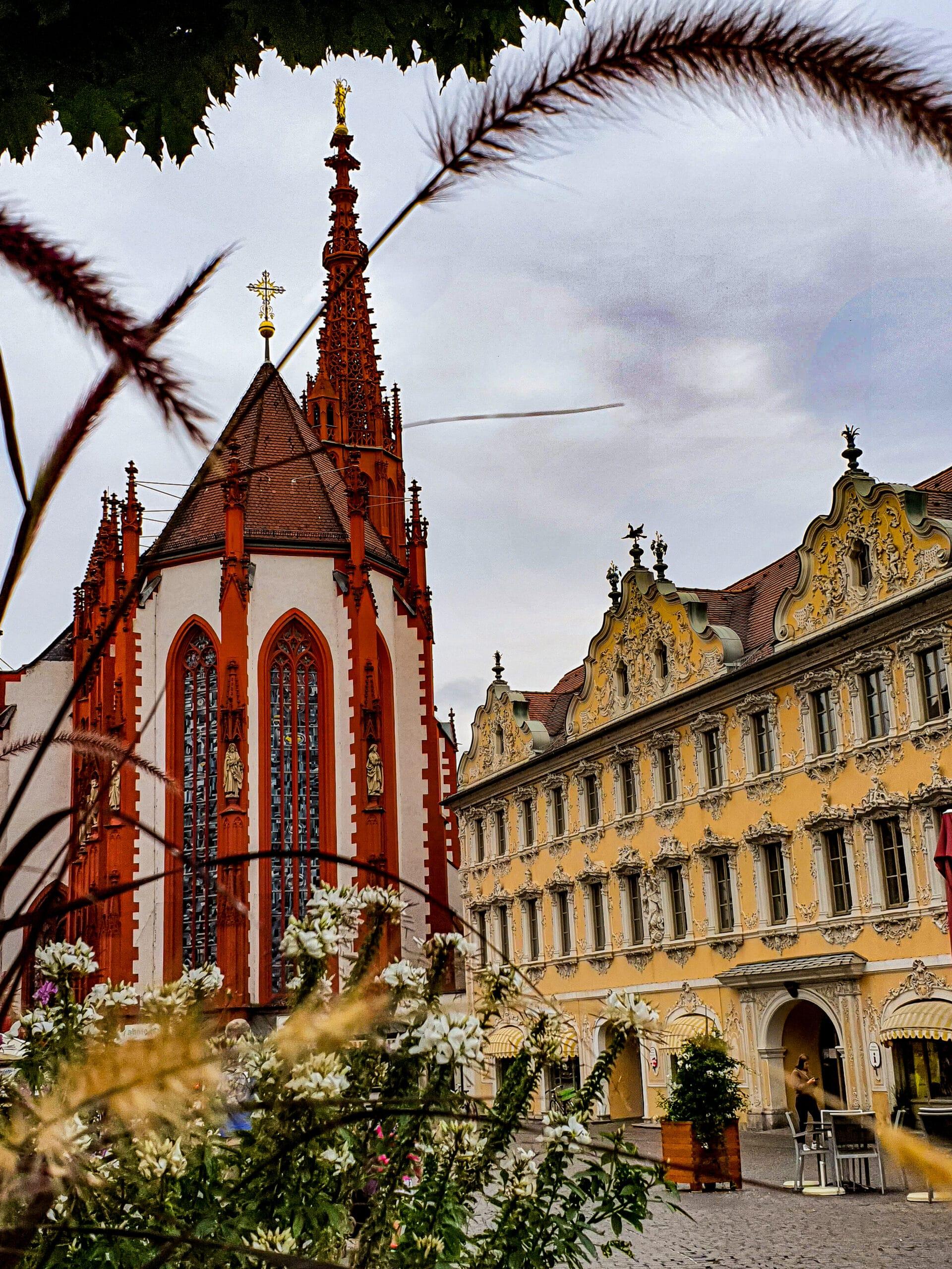 Würzburg Tipps Marktplatz