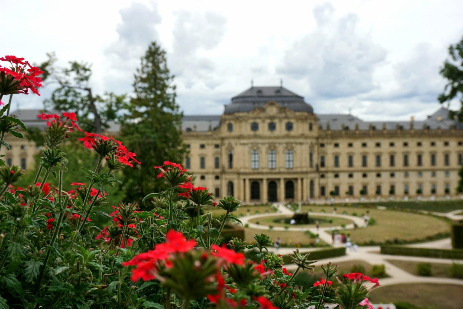 Würzburg Tipps Residenz