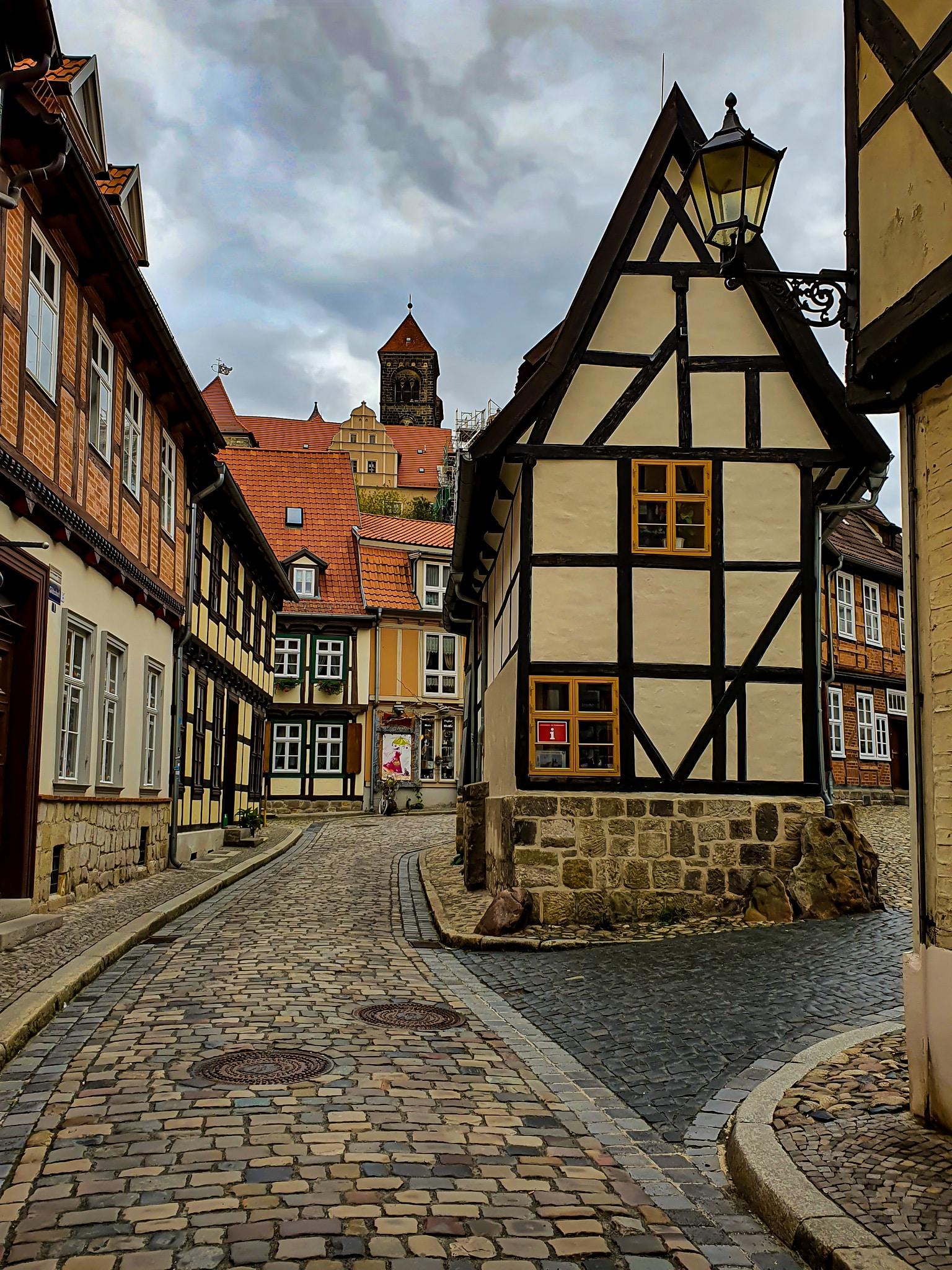 Ausflugsziel Harz Quedlinburg