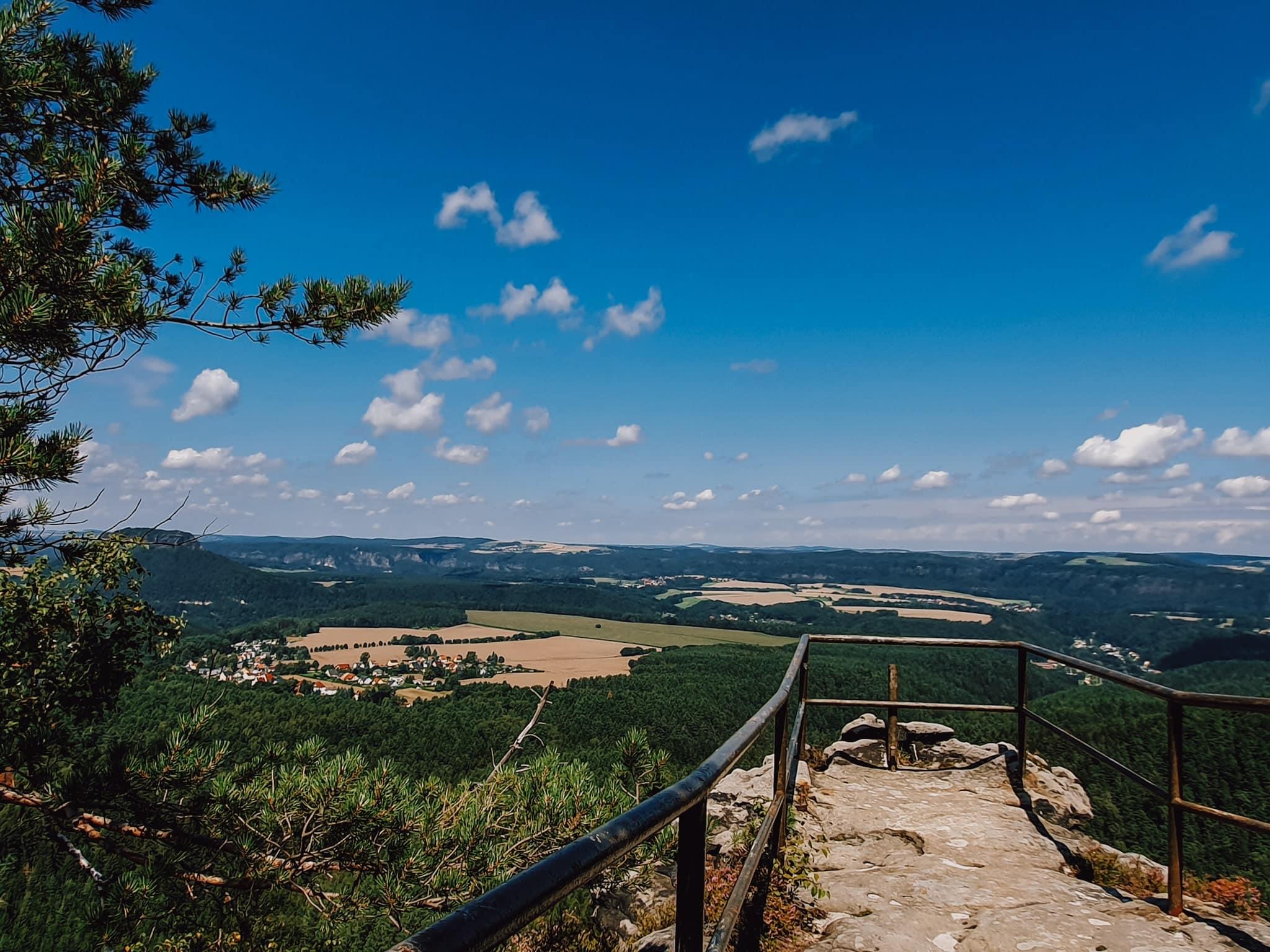 Read more about the article Die Sächsische Schweiz