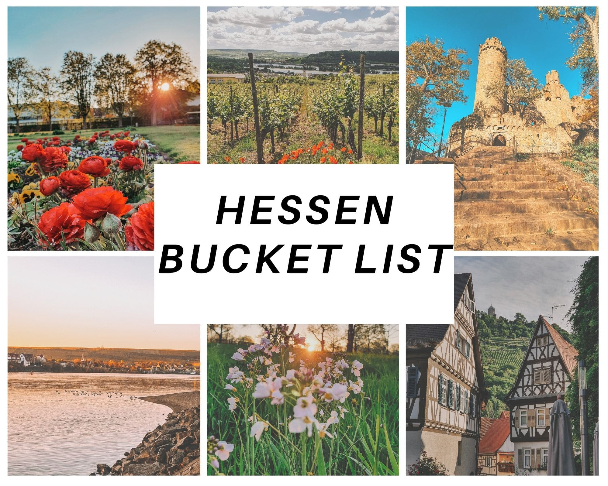 Read more about the article Ausflugsziele in Hessen – die Hessen Bucket List