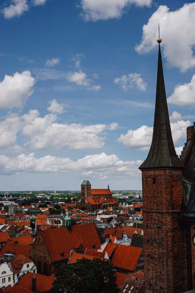 Sehenswürdigkeiten Wismar ferienfrei St. Georgen Kirche
