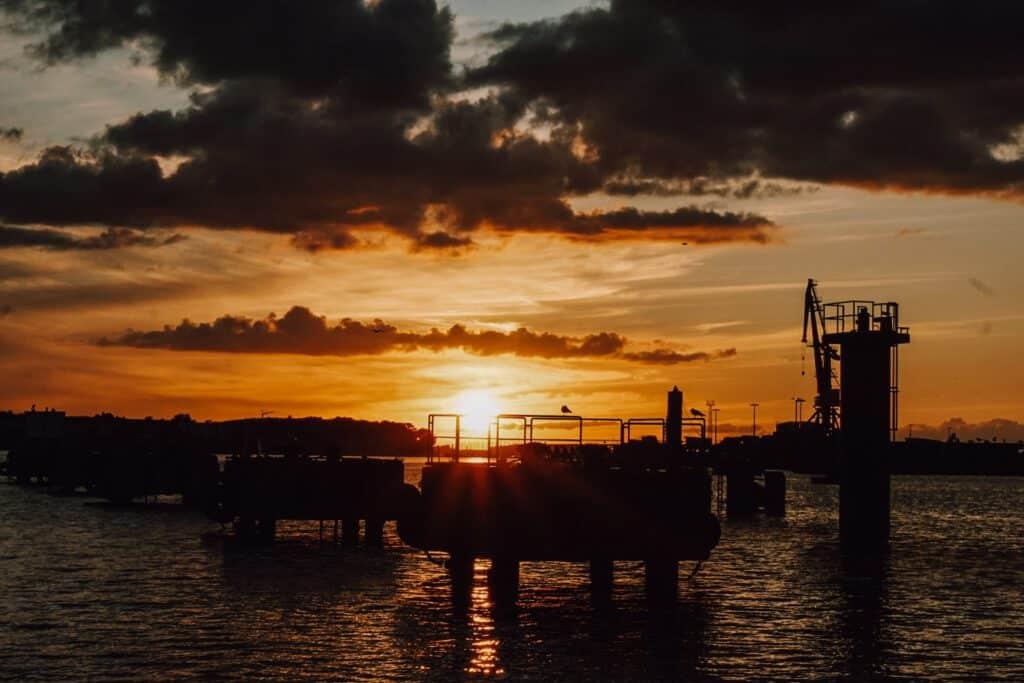 Sehenswürdigkeiten Wismar ferienfrei Hafen