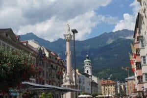 Highlights Innsbruck Maria Theresien Straße