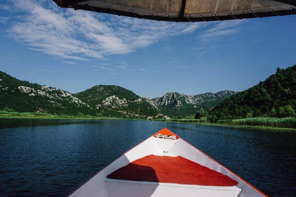 Montenegro Skadarsee