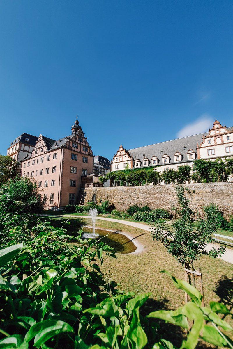 Darmstadt ferienfrei Sehenswürdigkeiten Schloss