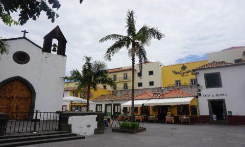 Madeiras Altstadt